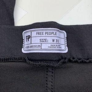 Free People Pants - Free People Denim Ankle Skinny Leggings High Rise
